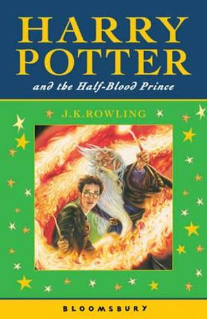 booktopia harry potter and the halfblood prince harry