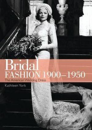 Mode de mariée nuptiale 1900-1950