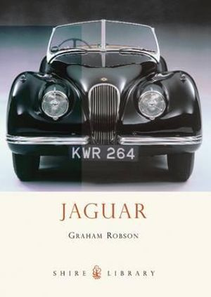 Jaguar - Graham Robson