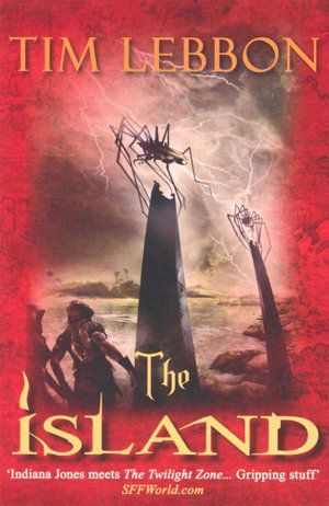 The Island - Tim Lebbon