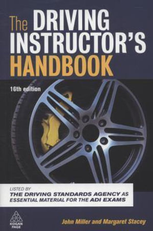 The Driving Instructor's Handbook - John Miller