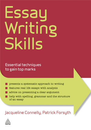 Booktopia - Essay Writing Skills, Essential Techniques to Gain Top ...