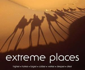 Extreme Places  - AA Publishing