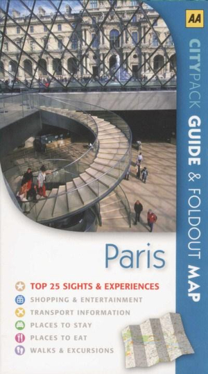 AA Essential CityPack Travel Guide Paris - Fiona Dunlop