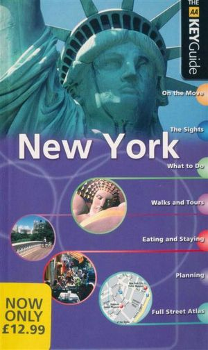 AA Key Guide : New York - AA Publishing