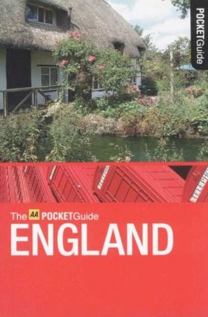 AA Pocket Guide England  - AA Publishing
