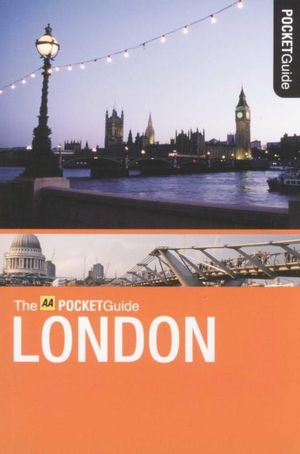 AA Pocket Guide London - AA Publishing