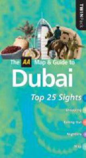 AA TwinPacks Dubai Top 25 Sights  - AA Publishing
