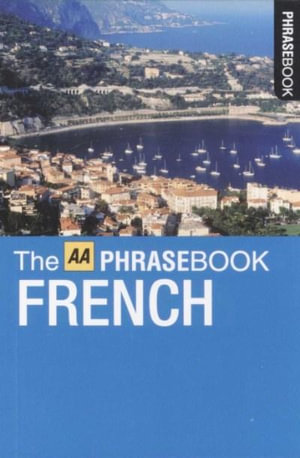 AA Phrasebook Pocket French - AA Publishing