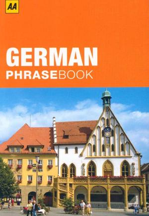 AA Pocket German Phrasebook - AA Publishing