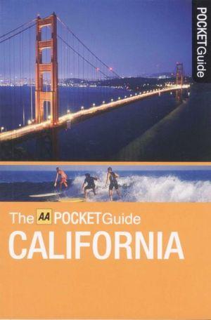AA Pocket Guide California  - AA Publishing