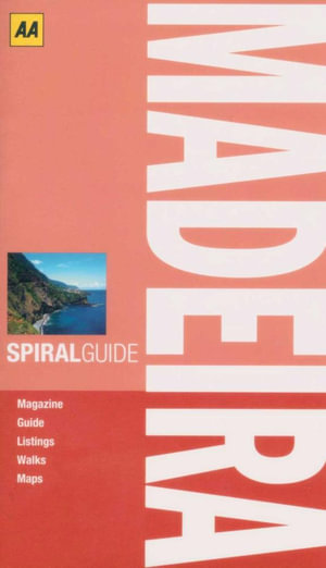 AA Spiral Guide Madeira - AA Publishing