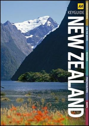 AA Key Guide New Zealand : AA Key Guides - AA Publishing