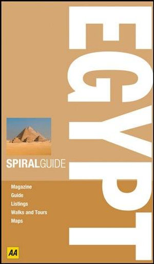 AA Spiral Guide Egypt : AA Spiral Guides - AA Publishing