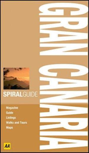 AA Spiral Guide Gran Canaria  - AA Publishing
