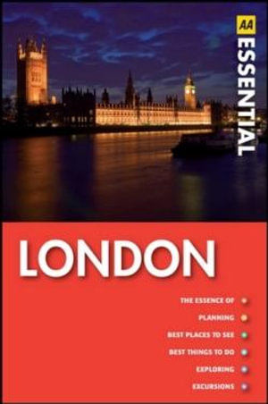 AA Essential Travel Guide London - AA Publishing