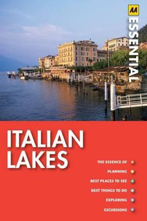 AA Essential Travel Guide Italian Lakes  - AA Publishing