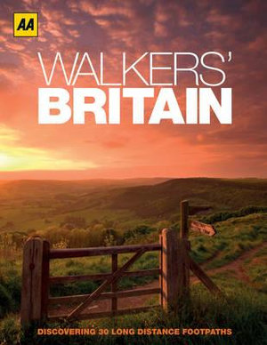 AA Walker's Britain - AA Publishing