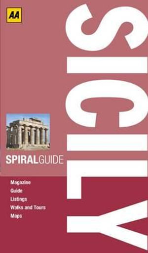 AA Spiral Guide : Sicily : AA PUBLISHING - AA Publishing