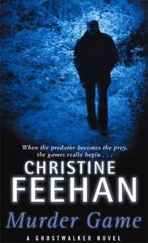 Murder Game : GhostWalkers Series : Book 7 - Christine Feehan