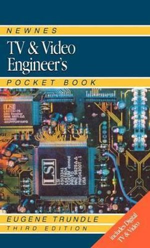 Newnes television and video engineer's pocket book Eugene Trundle