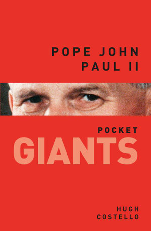 Pope John Paul II pocket GIANTS - Hugh Costello