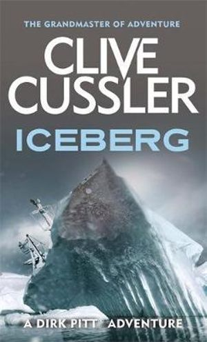 clive cussler book list