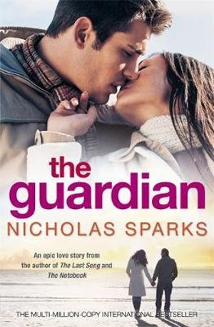 booktopia guardian by nicholas sparks 9780751540895