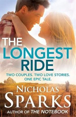 a literary analysis of love in the longest ride by nicholas sparks Literary analysis of the notebook by nicholas sparks this book is a great book and it touches ones heart in ways you couldn't imagine i seriously love this book because i love romantic stories and it's just so cute.