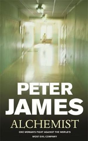 Alchemist - Peter James