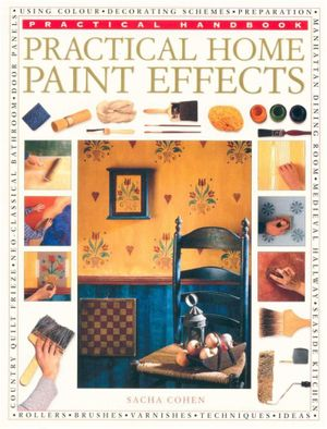 Practical Home Paint Effects : Practical Handbook - Sacha Cohen