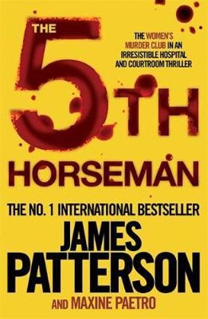 The 5th Horseman : Women's Murder Club Series 5 - James Patterson
