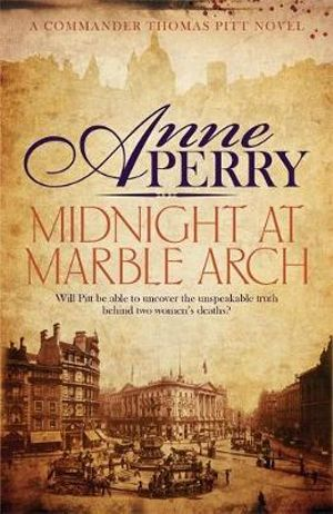 Midnight at Marble Arch - Anne Perry