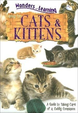 cat book wonders & learning