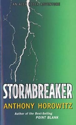stormbreaker essay Stormbreaker by anthony horowitz the book, stormbreaker, by anthony horowitz is about a boy named alex, whose uncle had just died in a car crash or so.