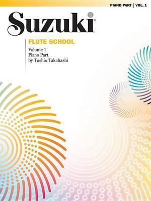 Suzuki Flute School: Piano Part Toshio Takahashi