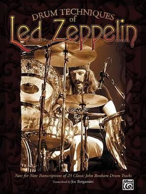 Drum Techniques of Led Zeppelin - Led Zeppelin
