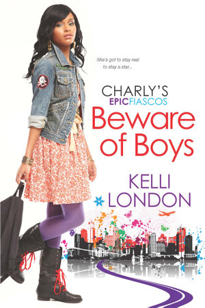 Beware of Boys - Kelli London