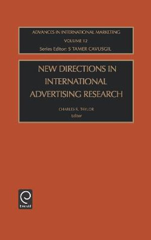 New Directions in International Advertising Research - S. Tamer Cavusgil
