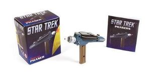 Star Trek : Includes Mini Phaser - Running Press