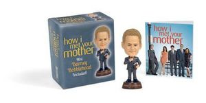 How I Met Your Mother : Mini Kit : Mini Barney Bobblehead Included! - Running Press
