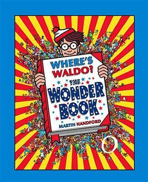 Where's Waldo? The Wonder Book: Mini Edition with Magnifier Martin Handford