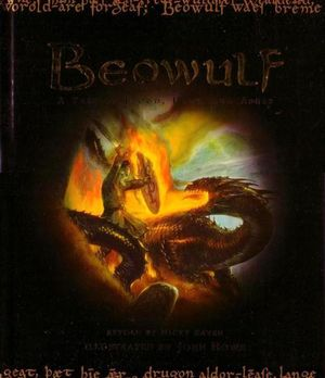 Beowulf : A Tale of Blood, Heat, and Ashes - Nicky Raven