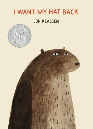 I Want My Hat Back - Jon Klassen