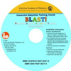 BLAST! : Babysitter Lessons and Safety Training - AAP - American Academy of Pediatrics