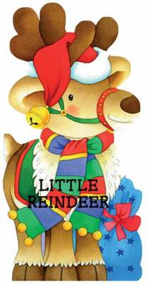 Little Reindeer (Look at Me Books) L. Rigo