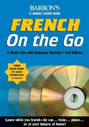 French on the Go : A Level One Language Program [With CD] - Annie Heminway