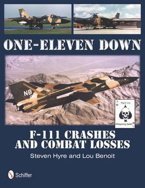 One-Eleven Down : F-111 Crashes and Combat Losses - Steven Hyer