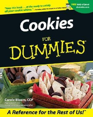 Cookies For Dummies : For Dummies - Bloom