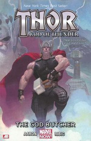 Thor : God of Thunder: God Butcher (Marvel Now) Volume 1 - Jason Aaron